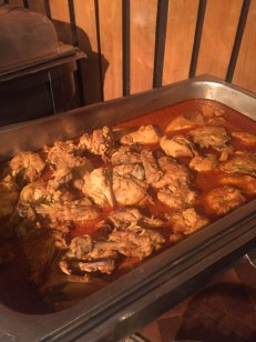Chicken Sally (Parsi Chicken Curry)