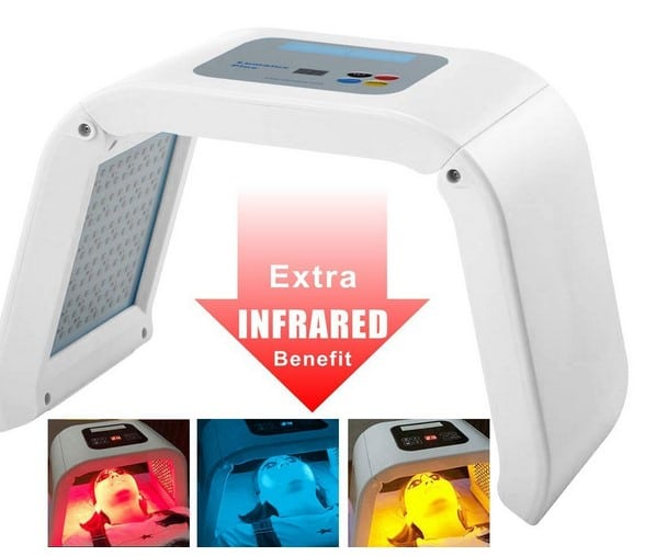 Hydraskincare Pro 3 LED Red Light Therapy Device