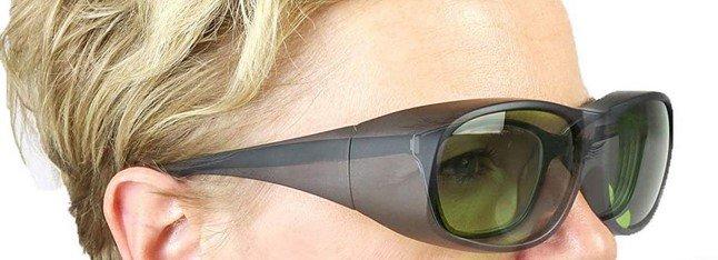 LaserPair Blocking Red Laser Goggles