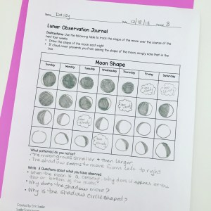 Solar Lunar Journal