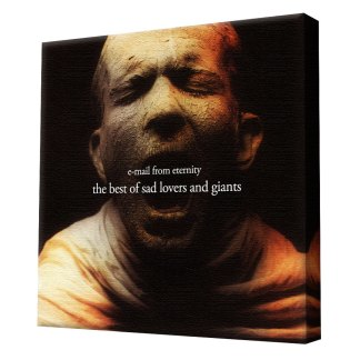 Sad Lovers & Giants, Email from Eternity canvas art