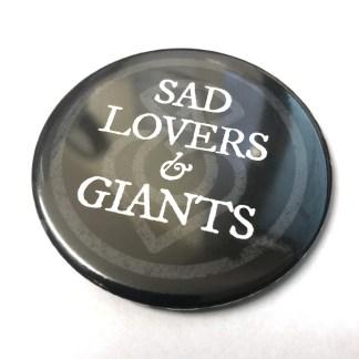 Sad Lovers & Giants Fridge Magnet