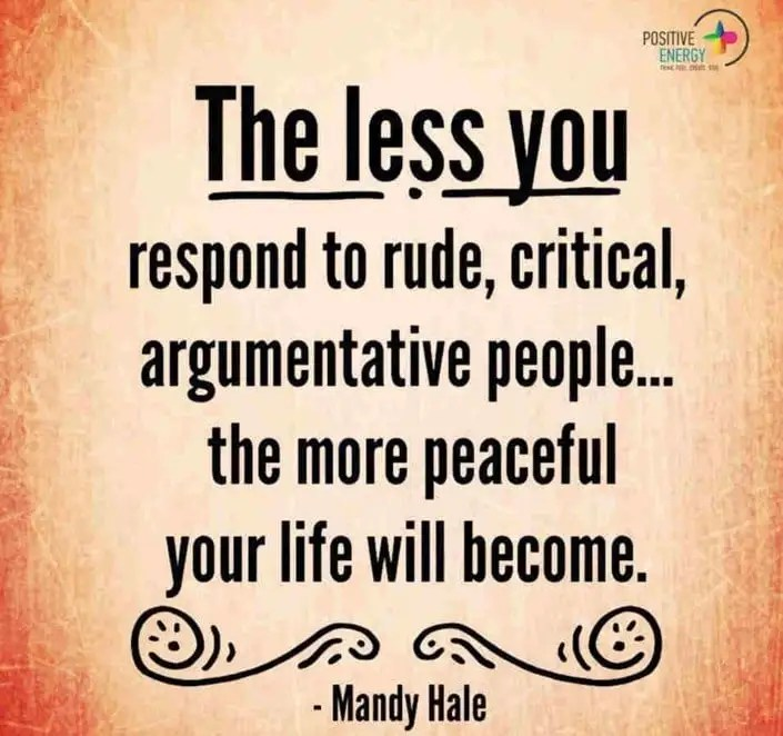 Quotes For Rude People