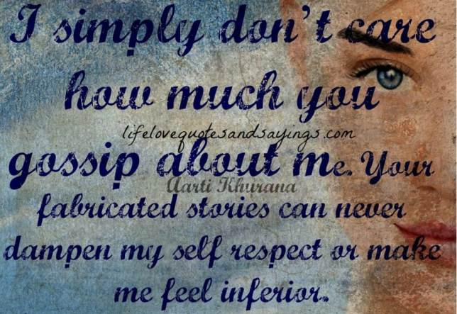 Self Respect Quotes