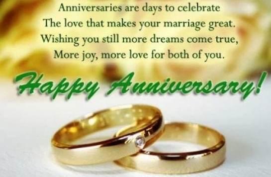 150+ Amazing Anniversary Status For Whatsapp 2016