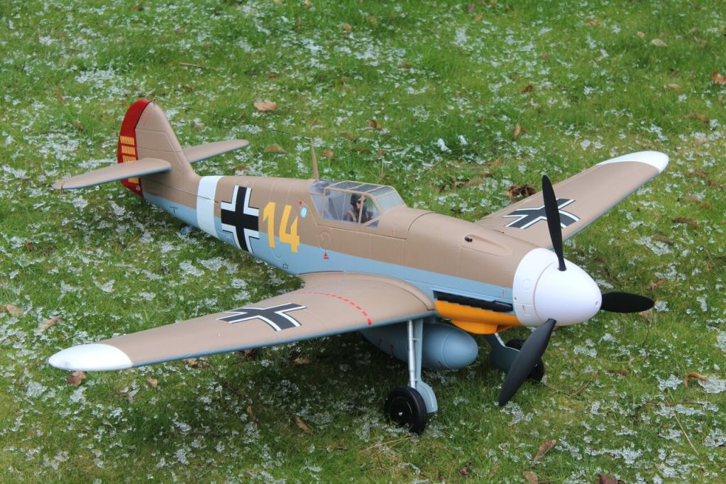John P's ME 109