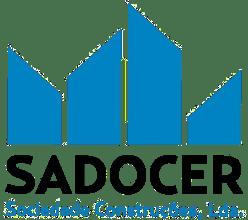 Logo Sadocer - Construções e Remodelações