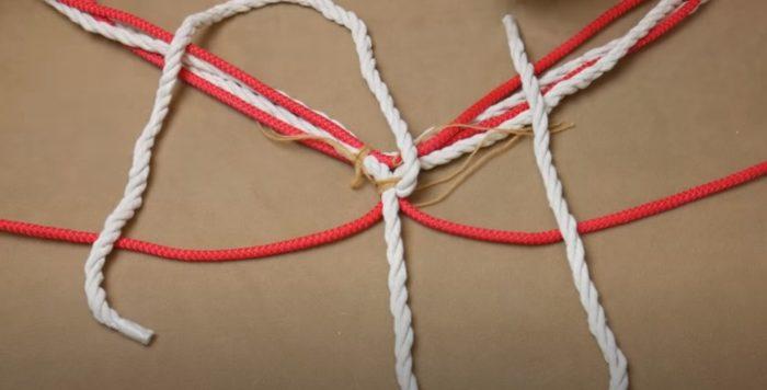 Mula menenun tali