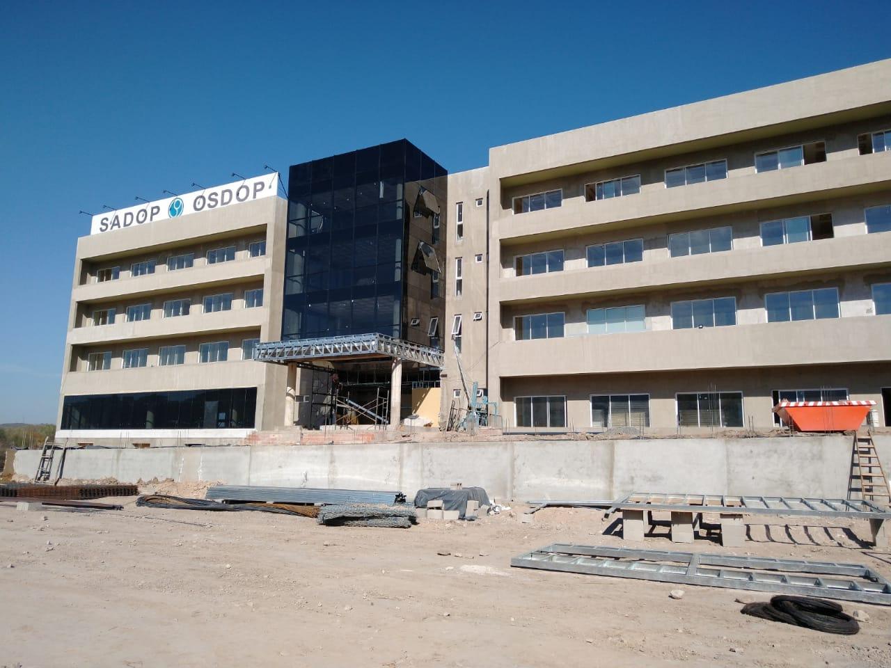 En este momento estás viendo El Hotel de SADOP avanza a paso firme