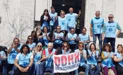 Destacada participación de SADOP en el III Encuentro Federal de Derechos Humanos