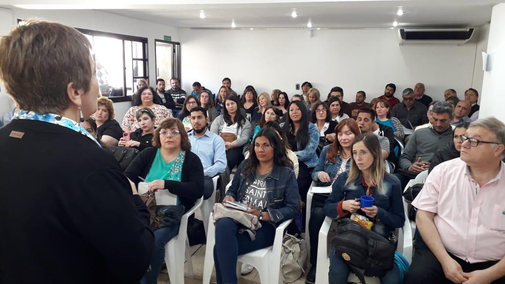 En este momento estás viendo Capacitación para delegados gremiales en Mendoza