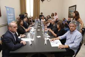 Lee más sobre el artículo Nueva reunión por la Paritaria Nacional Docente