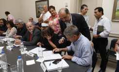 Paritaria Nacional: SADOP aceptó la propuesta del Gobierno