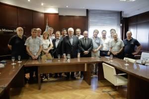 Lee más sobre el artículo Sistema Solidario de Salud: preocupación de la CFT y reunión con Ginés González García