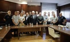 Sistema Solidario de Salud: preocupación de la CFT y reunión con Ginés González García
