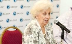 Apoyo y solidaridad a Estela de Carlotto