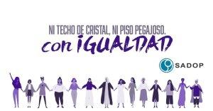Lee más sobre el artículo SADOP adhiere al Paro Internacional de las Mujeres Trabajadoras