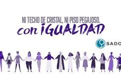 SADOP adhiere al Paro Internacional de las Mujeres Trabajadoras