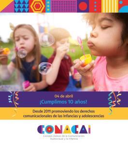 Lee más sobre el artículo 10 años del CONACAI