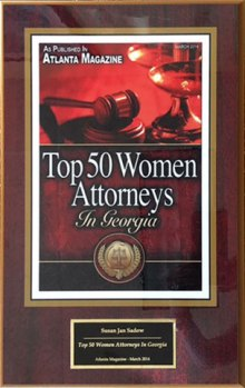 Top 50 Women Attorneys