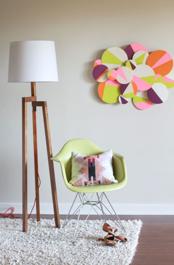 Here Are 20 Creative Paper Diy Wall Art Ideas To Add Personality. Diy Decor  Ideas Home ...