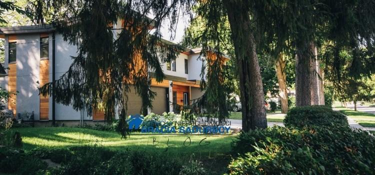 mieszkanie na przedmieściu sadurscy