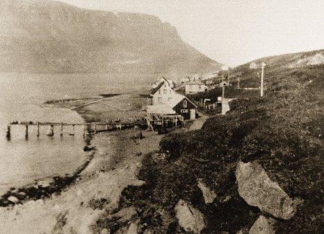 Eyrarþorpið