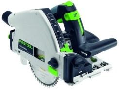 Festool Tauchsäge TS 55 REBQ-PLUS 230V Testsieger im Bereich der Profi Handkreissägen