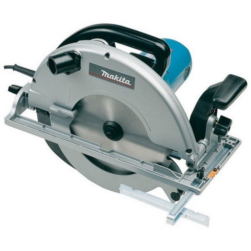 Makita 5103R Handkreissäge mit 100 mm Schnitttiefe bei 90° bzw. 0° Winkel und 2.100 Watt