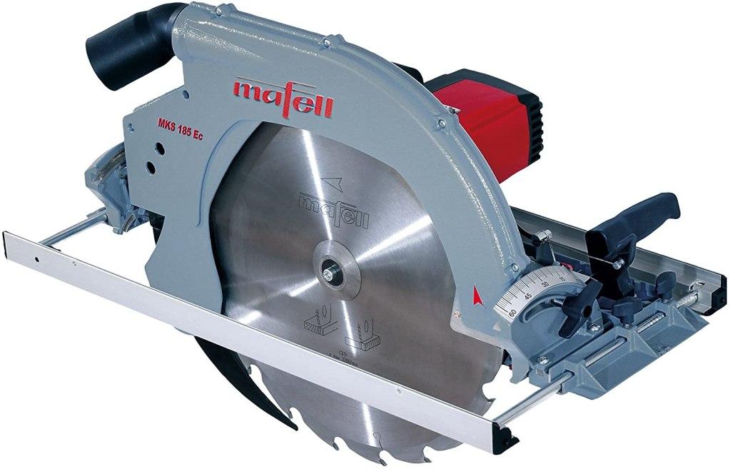 Große Handkreissäge mit 180/185 mm Schnitttiefe | Die Mafell MKS 185c