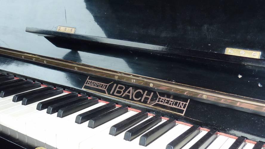 ivoren klavier