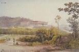 Primeiras intervenções transformando o casarão em palácio, 1810