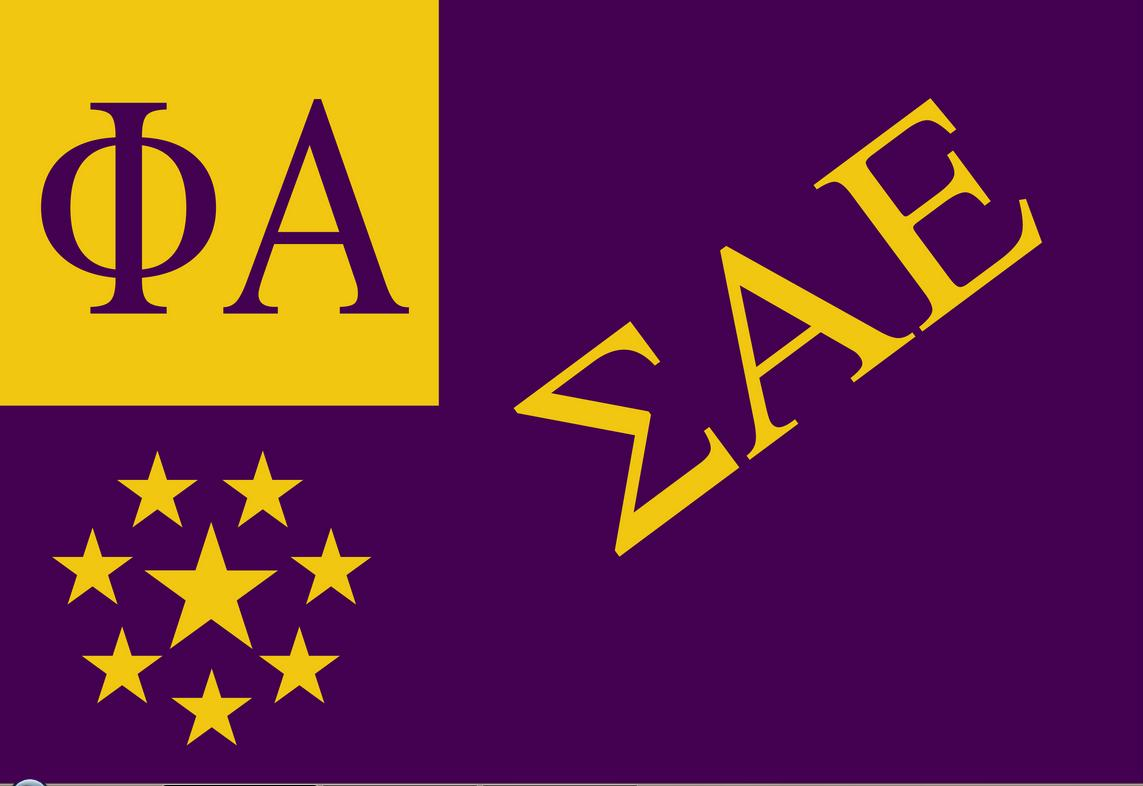 Welcome!  Sigma Alpha Epsilon  Niu
