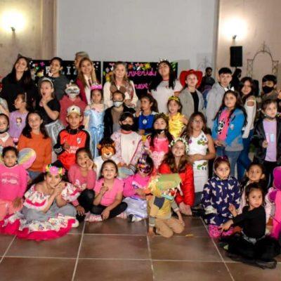 Cultura celebró el día del estudiante y la primavera con los alumnos de sus Escuelas