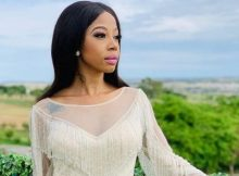 Kelly Khumalo In Tears Over Coronavirus Outbreak