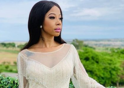 Kelly Khumalo In Tears Over Coronavirus Outbreak