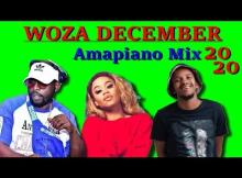 Dj Dercynho Woza December Amapiano Mix 2020 Mp3 Download Safakaza