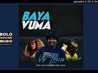 DJ Lenzo x Zama Radebe & Kha-ju Baya Vuma Mp3 Download SAFakaza