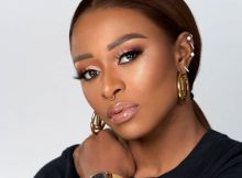 "DJ Zinhle & Lloyiso's ""Indlovu"" Is No.1 On Radio"