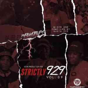 Busta 929 – Strictly 929 Vol. 09 Mix