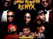 "DJ Lag, DJ Tira, Okmalumkoolkat, Beast, Gento Bareto and Tipcee - Worst Behaviour's ""Samba Ngolayini (Remix)"""