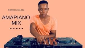 Romeo Makota – Amapiano Mix 12 February 2021