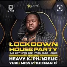 Heavy K Lockdown House Party 2021 Mp3 Download SaFakaza
