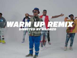 Manengo - Warm Up (Remix) ft. Nacha, P The Mc, Stamina, Moni Centrozone & Nuhmziwanda.