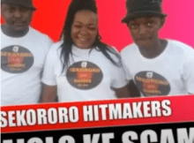 Sekororo Hitmakers Mojolo ke Scam Mp3 Download SaFakaza
