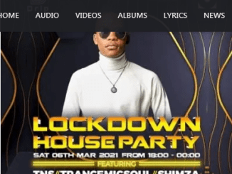 TNS Lockdown House Party Mix Mp3 Download SaFakaza