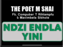 The Poet M Shai Ndzi Endla Yini Mp3 Download SaFakaza