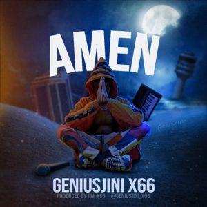 Geniusjini x66 – Amen