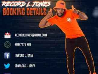 Record L Jones Sengiyahamba ft Kano Mp3 Download SaFakaza
