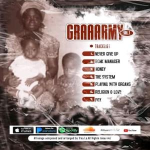 Trey La – Graaarmy Vol 1 (Full Album)